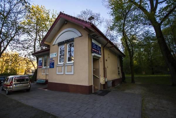 Klinika VETSKlinika VETS i jej okolica