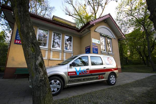 Klinika VETS i jej okolica